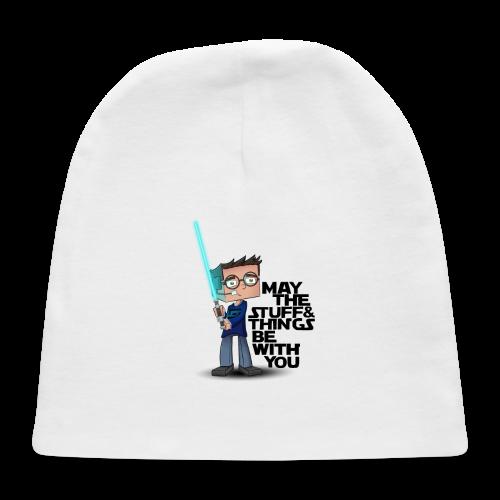 Kid's Sl1pg8r #MTSATBWY Shirt - Baby Cap