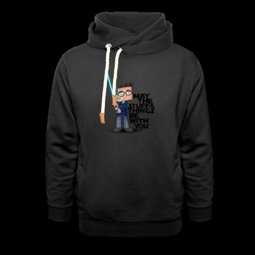 Kid's Sl1pg8r #MTSATBWY Shirt - Shawl Collar Hoodie