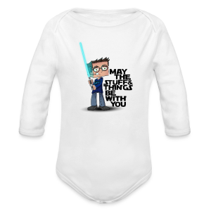 Kid's Sl1pg8r #MTSATBWY Shirt - Long Sleeve Baby Bodysuit