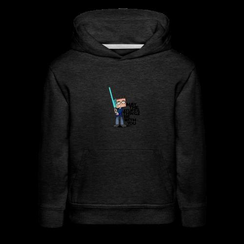 Kid's Sl1pg8r #MTSATBWY Shirt - Kids' Premium Hoodie