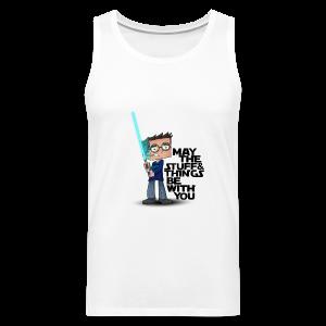 Kid's Sl1pg8r #MTSATBWY Shirt - Men's Premium Tank