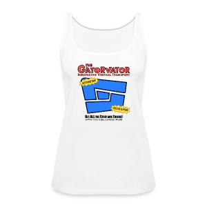 Women's Sl1pg8r GaterVator Shirt - Women's Premium Tank Top
