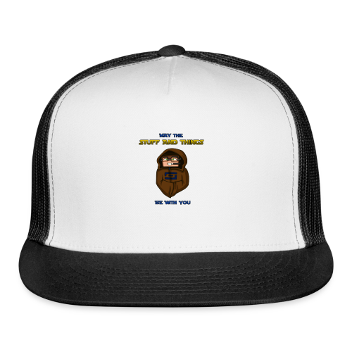 Kid's Sl1pg8r #MTSATBWY Shirt - Trucker Cap