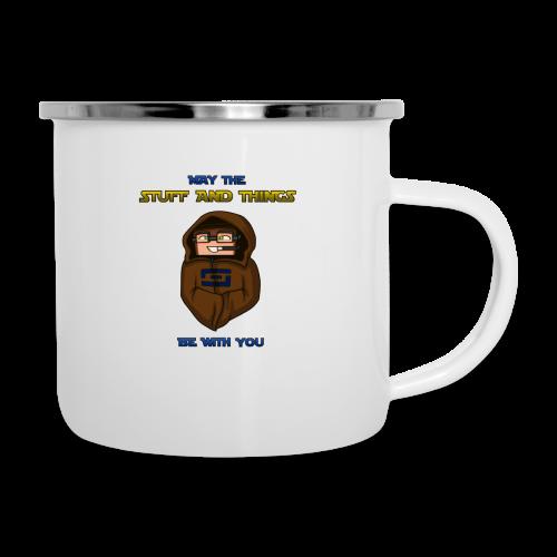 Kid's Sl1pg8r #MTSATBWY Shirt - Camper Mug