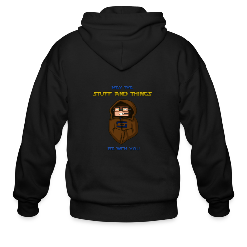 Kid's Sl1pg8r #MTSATBWY Shirt - Men's Zip Hoodie