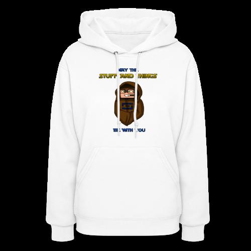 Kid's Sl1pg8r #MTSATBWY Shirt - Women's Hoodie