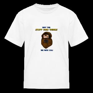 Kid's Sl1pg8r #MTSATBWY Shirt - Kids' T-Shirt