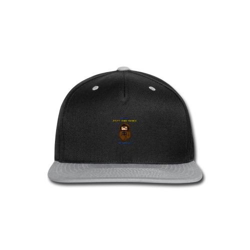 Kid's Sl1pg8r #MTSATBWY Shirt - Snap-back Baseball Cap