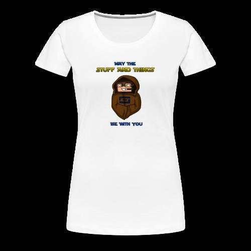 Kid's Sl1pg8r #MTSATBWY Shirt - Women's Premium T-Shirt
