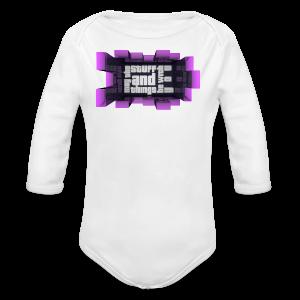 Kid's Sl1pg8r Stuff and Things Shirt - Long Sleeve Baby Bodysuit