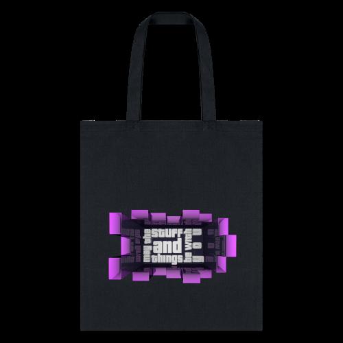 Kid's Sl1pg8r Stuff and Things Shirt - Tote Bag