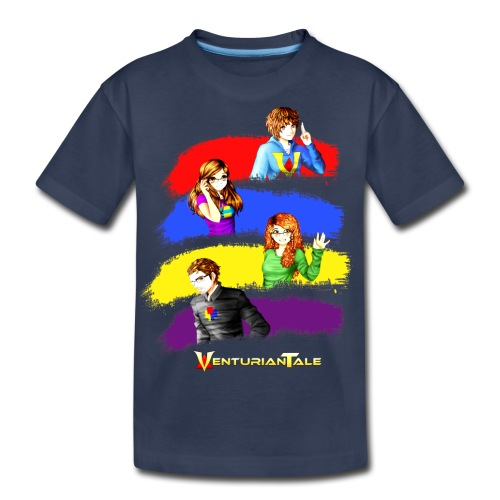 VenturianTale Group - Kids' Premium T-Shirt