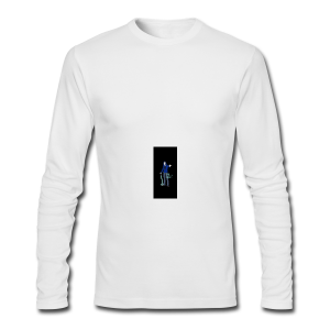 iPhone 6 Rubber Case - Men's Long Sleeve T-Shirt by Next Level