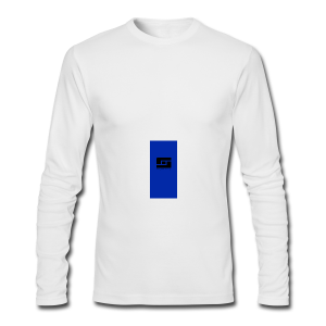 iPhone 6 Plus Rubber Case - Men's Long Sleeve T-Shirt by Next Level
