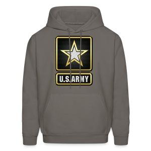 U.S.  Army Logo 3D  - Men's Hoodie