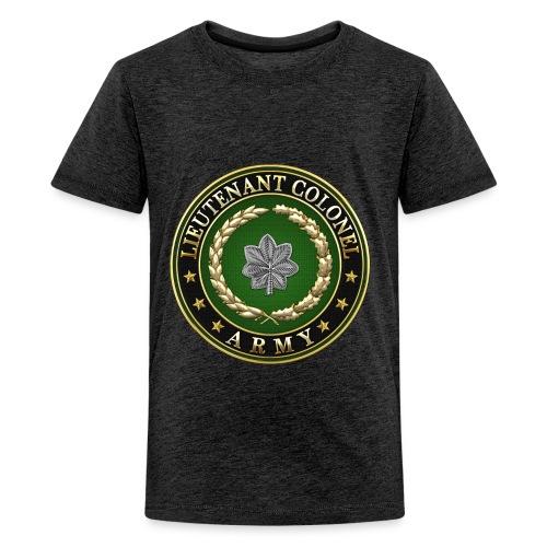 Lieutenant Colonel (LTC) Rank Insignia 3D