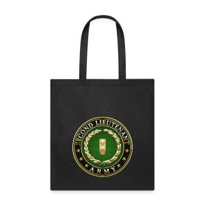 Second Lieutenant (2LT) Rank Insignia 3D  - Tote Bag
