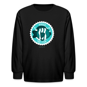 Pisces Kids T - Kids' Long Sleeve T-Shirt