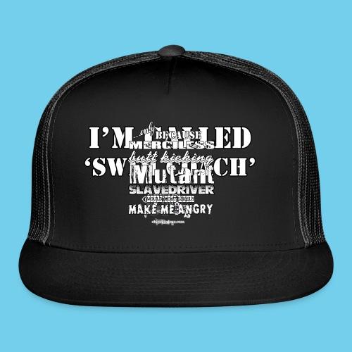 I'm Called Swim Coach..- Women's Hoodie - Trucker Cap