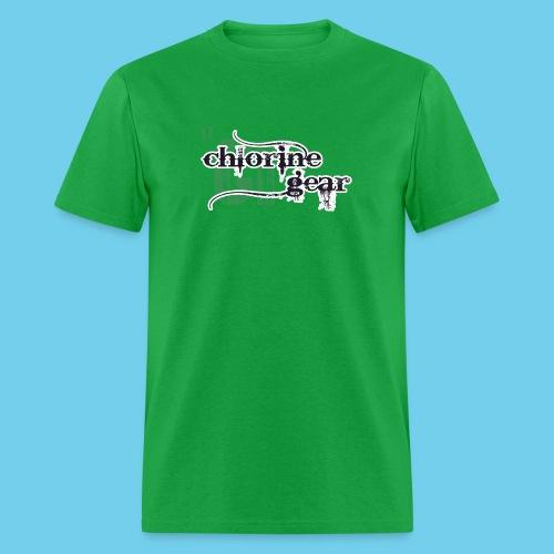 Sink or Swim Vintage- Front Logo, Rear Design- Youth Tee - Men's T-Shirt