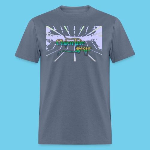 Chlorine Gear Text branded- Kid's Tee - Men's T-Shirt