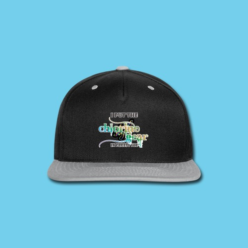 I Put the Style in Freestyle- Kid's Long Sleeve Tee - Snap-back Baseball Cap