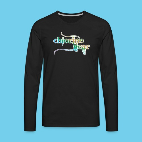 I Put the Style in Freestyle- Kid's Long Sleeve Tee - Men's Premium Long Sleeve T-Shirt