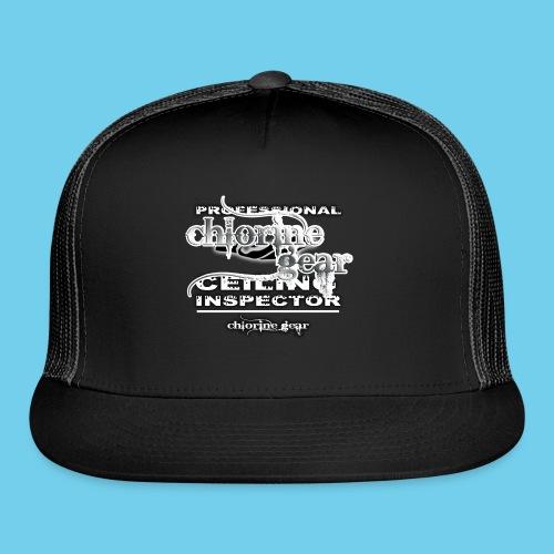 Professional Ceiling Inspector-Women's Hoodie - Trucker Cap