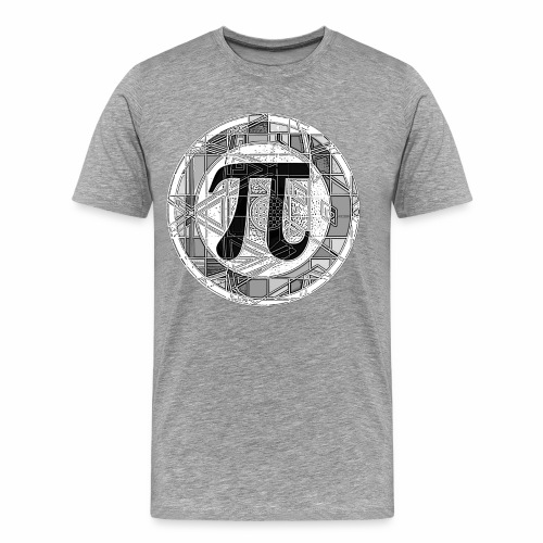 Pi Day - Men's Premium T-Shirt