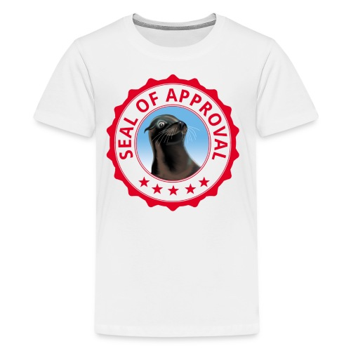 Seal of Approval - Kids' Premium T-Shirt
