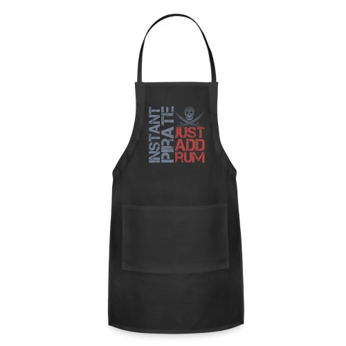 Instant Pirate - Adjustable Apron