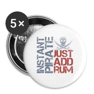 Instant Pirate - Large Buttons