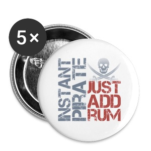 Instant Pirate - Small Buttons