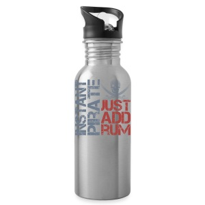 Instant Pirate - Water Bottle