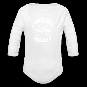 It's Ice...Hockey - Long Sleeve Baby Bodysuit