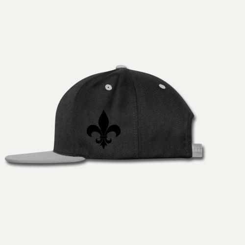 Fleur Dis Lis - Snap-back Baseball Cap