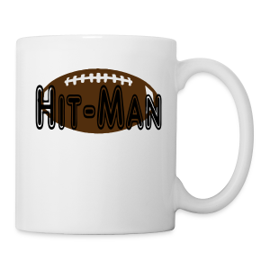 Hitman football design - Coffee/Tea Mug