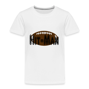 Hitman football design - Toddler Premium T-Shirt