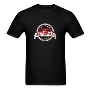 veteran soldier army navy usa pride - Men's T-Shirt