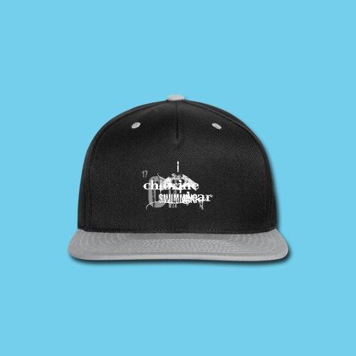 Dad's Swim Taxi, VINTAGE Youth Premium Tee - Snap-back Baseball Cap