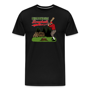 Northwoods Longball - Men's Premium T-Shirt