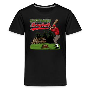 Northwoods Longball - Kids' Premium T-Shirt