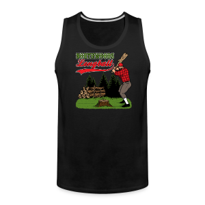 Northwoods Longball - Men's Premium Tank