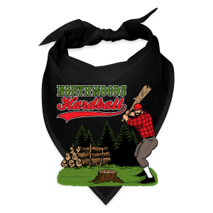 Northwoods Hardball - Bandana
