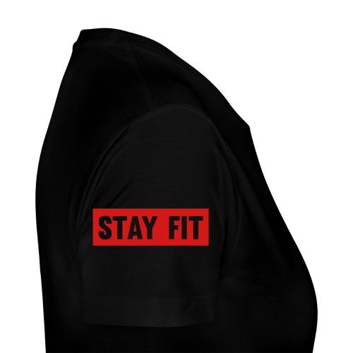 Stay Fit - Women's Premium T-Shirt