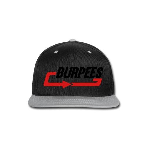 Burpees - Snap-back Baseball Cap