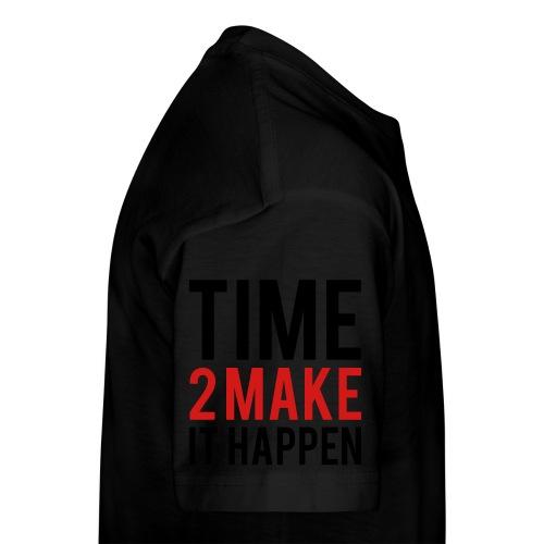 Time to make it happen - Kids' Premium T-Shirt