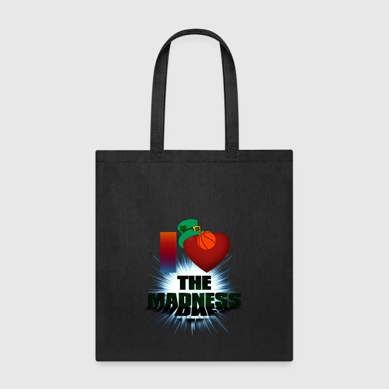 I Love The Madness Bags & backpacks - Tote Bag