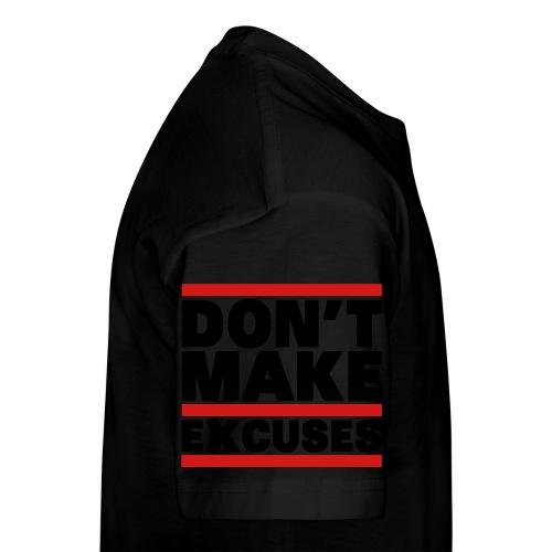 Don't Make Excuses - Kids' Premium T-Shirt