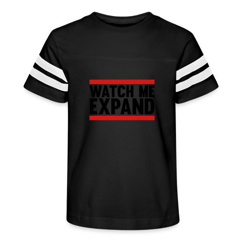 Watch Me Expand - Kid's Vintage Sport T-Shirt